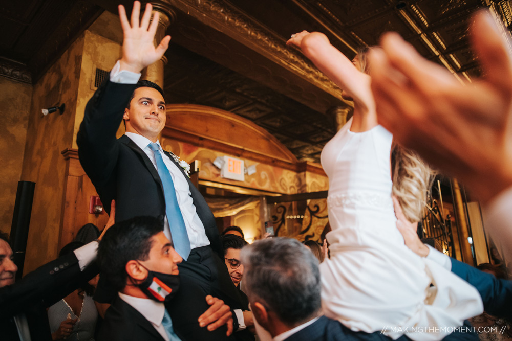 Fun Wedding Photographer Cleveland